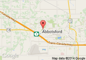 Ellwood Park Abbotsford Map and Address